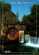 Tennessee Pigeon Forge The Old Mill On East Bank Of Little Pigeon River - Autres