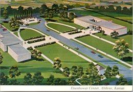 Kansas Abilene The Eisenhower Center - Etats-Unis