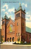 New Hampshire St Patrick's Church - Nashua