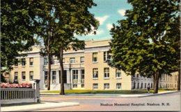 New Hamshire Nashua Memorial Hospital - Nashua