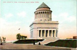 New York City Riverside Drive General Grant's Tomb - Autres Monuments, édifices