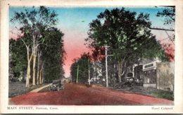 Connecticut Bantam Main Street - Etats-Unis