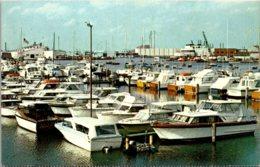 Michigan Waukegan Marina On Lake Michigan - Etats-Unis