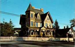 Washington LaConner The Gaches Mansion Built 1891 - Etats-Unis