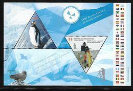 ARGENTINA 2011 - 34ª Reunión Consultiva Del Tratado Antártico. - Argentinien