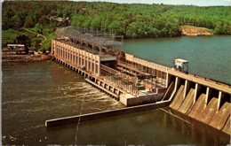 Maryland Conowingo The Conowingo Hydroelectric Plant On The Susquehanna River - Etats-Unis