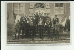 70 - Haute Saone - Amance - Carte Photo - Conscrits - école - Mairie - - Andere Gemeenten