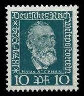 DEUTSCHES REICH 1924 Nr 368 Postfrisch X063ED6 - Germany