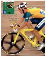(H 2) Australia - Maxicard / Carte Maxium - Sport - Cycling (Olympic Games) - Cartes-Maximum (CM)