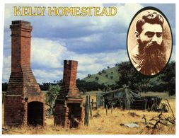 (H 3) Australia - VIC - Ned Kelly Homestead - Personnages
