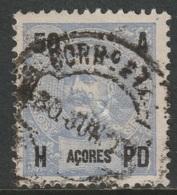 Azores 1906 Sc 106  Used - Açores