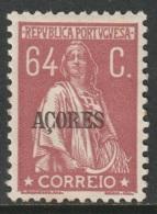 Azores 1931 Sc 313K  MH Some DG - Açores