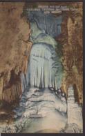 Postcard - USA - Circa 1940 - Frozen Waterfalls - Carlsbad Caverns National Park - Non Circulee - A1RR2 - Etats-Unis