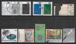 1978-9 Venezuela Dia Mundial Del Trabajador-instituto Postal Teleg.-Miranda-navidad 79 11v. - Venezuela