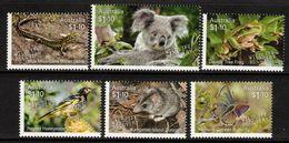 AUSTRALIA, 2020 WILDLIFE RECOVERY 6 MNH - 2010-... Elizabeth II