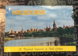 (Booklet 85) Australia - Very Old) VIC - Melbourne - Melbourne