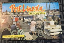 (Booklet 83) Australia - SA - Port Lincoln - Australien