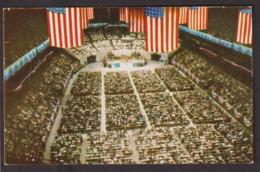 Postcard - USA - Circa 1960 - Madison Square Garden - BIlly Graham New York Crusade - Non Circulee - A1RR2 - Autres Monuments, édifices