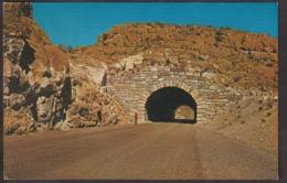 Postcard - USA - Circa 1960 -  Tunnel On Road To Boquillas Canyon - Non Circulee - A1RR2 - Big Bend
