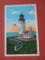 North Head Lighthouse Near Long Beach Washington >    Ref 4272 - Etats-Unis