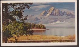 Postcard - USA - Circa 1940 - Mt. Moran - Grand Teton National Park - Non Circulee - A1RR2 - Etats-Unis