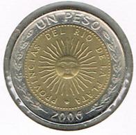 1 Peso, Argentina, 2006, UNC - Argentinië