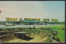Postcard - USA - Circa 1960 - Janesville Oasis - Non Circulee - A1RR2 - Janesville