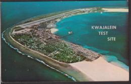 Postcard - USA - Circa 1960 - Kwajalein Test Site - Nike X Missile - Non Circulee - A1RR2 - Marshall Islands
