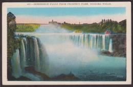 Postcard - USA - Circa 1940 - Horseshoe Falls - Non Circulee - A1RR2 - NY - New York