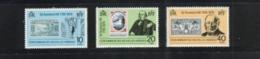 (stamps 5/8/2020) New Hebrides  (3 Mint Stamp) Sir Rowland Hill - Vanuatu (1980-...)