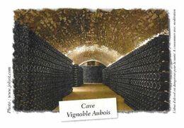 AUBE, CAVE DU VIGNOBLE AUBOIS, PAP ENTIER POSTAL FLAMME LA POSTE 2010, VOIR LES SCANNERS - Wein & Alkohol