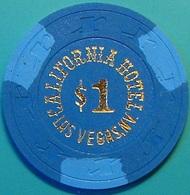$1 Casino Chip. California, Las Vegas, NV. N36. - Casino