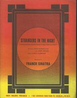 """""""Strangers In The Night"""" Franck Sinatra - (A Theme From The Universal Picture """"A Man Could Get Killed"""") - Musica & Strumenti"""