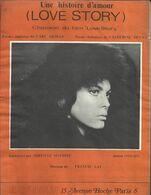 """""""Une Histoire D'amour"""" - (Love Story) Chanson Du Film Love Story Chantée Par Mireille Mathieu - Musica & Strumenti"""