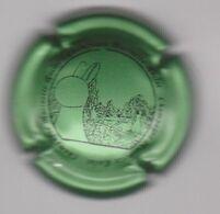 Capsule Champagne RACLOT Marinette ( 46c ; Vert Métallisé Et Noir ) 8€ {S34-20} - Champagne
