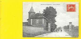 CHAMBOURCY Rare Route De Mantes Porte De Chambourcy (Paris) Yvelines (78) - Chambourcy