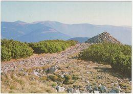 Pohled Na Vychodni Krkonose Z Hrebene Krkonose - Tchéquie