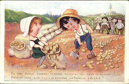 RIGHT  Ils Sont Plutot étonnés  ...Potasse D' Alsace - Right