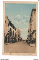 Carte De RABAT  Avenue Dar El Maghzen  ( Recto Verso ) - Rabat
