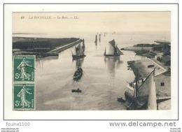 Carte De La Rochelle La Rade - La Rochelle