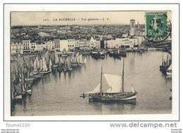 Carte De La Rochelle Vue Générale - La Rochelle