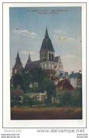 Carte De Levroux église Saint Sylvain - Non Classés