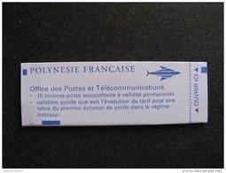 Polynésie:  TB Carnet  N° C 507 2, Neuf XX. - Libretti