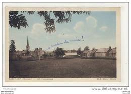 Carte De Larchamp Vue Panoramique - Larchamp