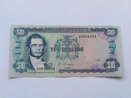 GIAMAICA 10 DOLLARS 1991 - Giamaica