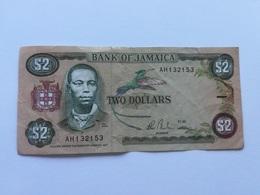 GIAMAICA 2 DOLLARS 1985 - Giamaica