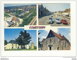 Carte De Courtenay Multivue - Courtenay