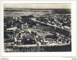 Carte De Moneteau Rive Gauche - Moneteau