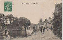 MERY                      RUE DU BOIS - France