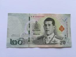 TAILANDIA 20 BATH - Tailandia